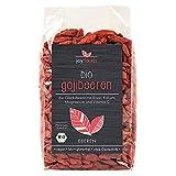 joy.foods Bio Gojibeeren 250 g - Reich an Eisen