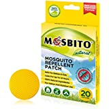 Mosbito Mosquito Repellent Patch, 20 X 10 Packs, Mrp 2500, Super Saver Combo Pack
