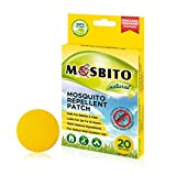 Mosbito Mosquito Repellent Patch, 20 x 5...