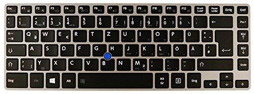 Orig. QWERTZ Tastatur Toshiba Tecra Z40-A Z40-A-120 Z40-A-127 DE Backlight Neu (Backlight-tastatur Toshiba Für)