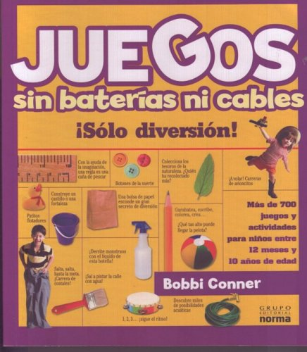 Juegos sin baterias ni cables/ Games Without Batteries or Cables