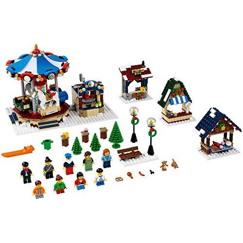 Mercadillo de Navidad (10235) LEGO Creator