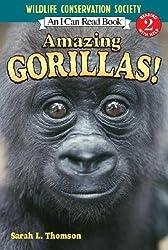 Amazing Gorillas [Taschenbuch] by Sarah L.; Harper Collins Thomson