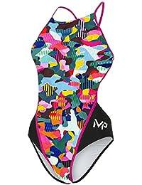 MP Michael Phelps Girls Tempe Swimsuit Size 28