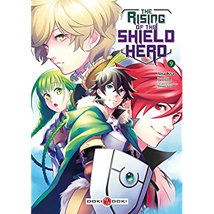 The Rising of the Shield Hero - volume 09