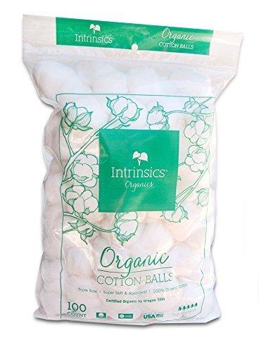 Intrinsics Boules de ouate Beauti Balls 100 % coton (100 par sac)