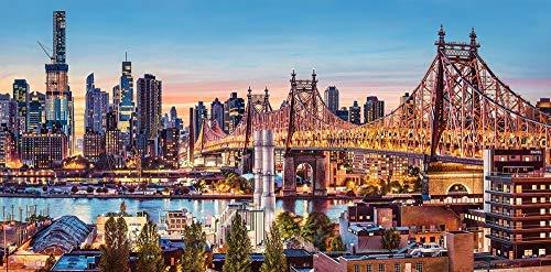 Castorland C-400256-2 Good Evening New York, 4000 Teile Puzzle, bunt