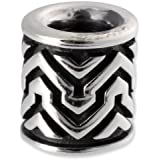 The Hobbit Jewelry Unisex-Bead Zwerg Oin 925 Sterling Silber 19009999
