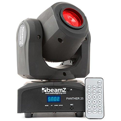 BeamZ Panther 25 LED Nero