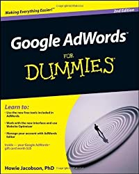 Google AdWords For Dummies by Howie Jacobson (2009-08-11)