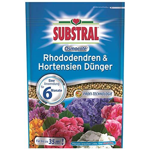 Substral Osmocote Rhododendren & Hortensien Dünger - 750 g