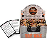 "Tattoo Aftercare TatWax A Soothing Balm (1 Box x 24 pcs), Keep Skin Moisturized And Supple + Get A Tattoo Healing/Clean And'Tattoo After Care Instruction Card' sing Soap - ""Heal It"" FREE. …"
