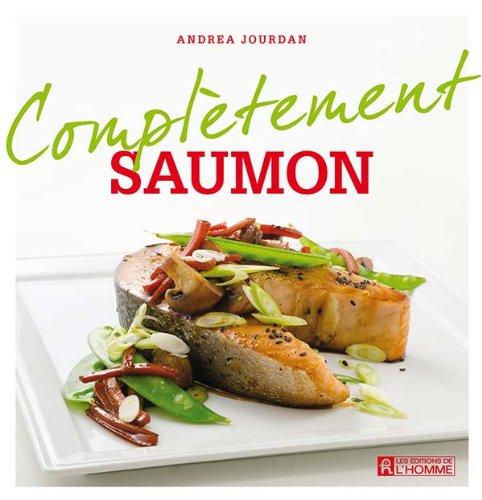 Complètement saumon - Andrea Jourdan sur Bookys