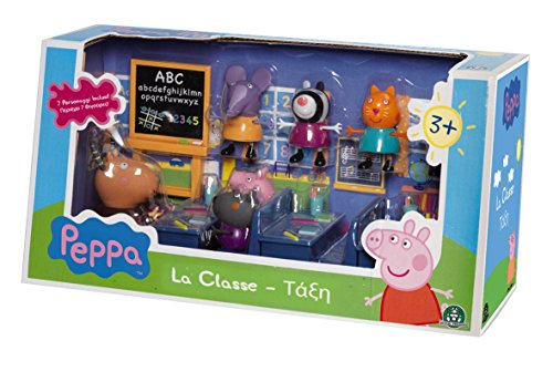 Giochi Preziosi CCP04432 Peppa Pig - Set of figures