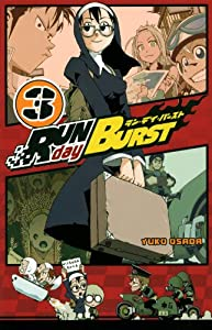 Run day Burst Edition simple Tome 3
