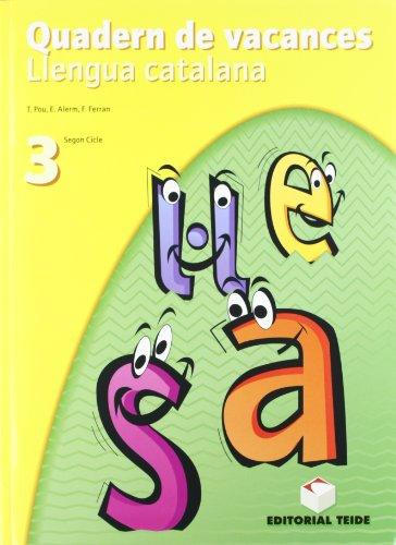 Llengua catalana, 1 ESO, 1 cicle. Quadern de vacances por Eusebi Alerm, Francesc Ferran I Moltó, Teresa Pou