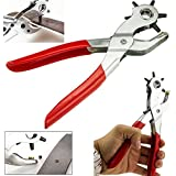 PERFECT SHOPO Leather Belt Hole Punch Plier Eyelet Puncher Revolve Card ,Bag ,Watch Belt ETC