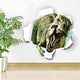 Cczxfcc Diy Wohnkultur Jura Welt Aufkleber Dinosaurier Tiere Abziehbilder Kinderzimmer WanddekorationReduziert