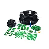 M DripKit Drip Irrigation Garden Watering 100 Plants Drip Kit