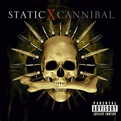 Static-X: Cannibal (Audio CD)