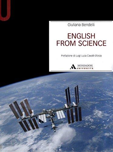 ENGLISH FROM SCIENCE ENGLISH FROM SCIENCE (Manuali)