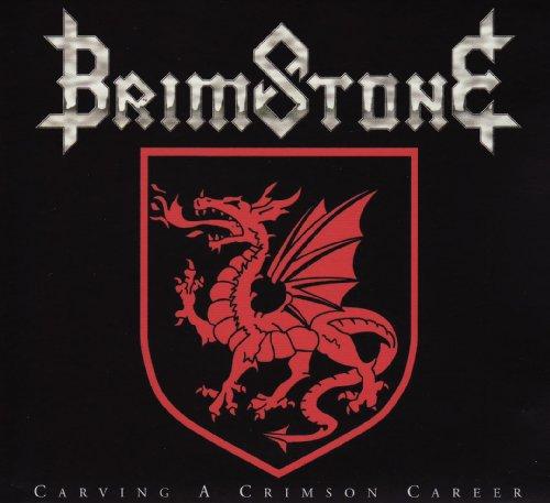 Brimstone: Carving a Crimson Career (Remastered) (Audio CD)