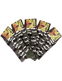 10 Paar Herren Army Socken ohne Gummi (5020)
