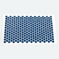 HISTAMAT ABS 2.0 | DAS ORIGINAL | ca. 68 x 40 cm | Nadelreizmatte | Akupressurmatte | Farbe: blau preisvergleich bei billige-tabletten.eu