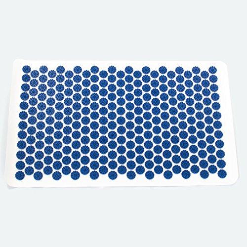 HISTAMAT ABS 2.0 | DAS ORIGINAL | ca. 68 x 40 cm | Nadelreizmatte | Akupressurmatte | Farbe: blau