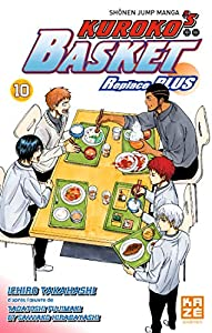Kuroko'S Basket Replace Plus Edition simple Tome 10