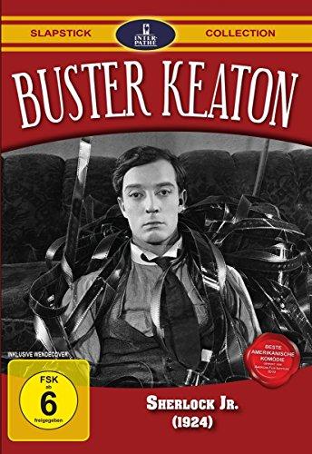 Bild von Buster Keaton Sherlock Jr.