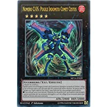 Yu-Gi-Oh! - MP14-IT029 - Numero C105: Pugile Indomito Comet Cestus - MEGA PACK - Mega Tin 2014 - 1st Edition - Ultra Rara