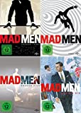 Mad Men Staffel 3-6 (16 DVDs)