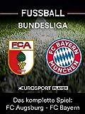 Geschenkideen Das komplette Spiel: FC Augsburg gegen FC Bayern München