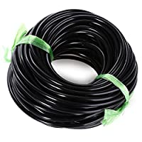 Micro Irrigation Pipe Water Hose Drip Watering Home Garden Greenhouse 20M 3 / 5MM