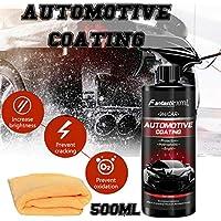 Memizo 2019 - Spray para Revestimiento de automóviles (500 ml)