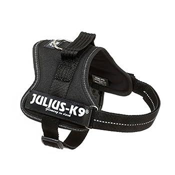 Trixie Harnais Power Julius-K9 Mini / M 51?67 cm Noir