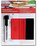 """d-c-fix 346-8093 Decorative Self-Adhesive Film Applicator Kit, 26"""" x 78"""" Roll"""