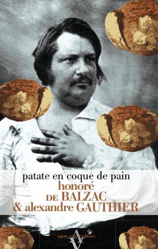 Patate en coque de pain