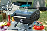 Campingaz Gasgrill 1 Series Compact LX R, Kompakter Tischgrill mit Stahlbrenner, Deckel -Thermometer - 9