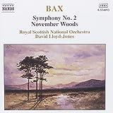 Arnold Bax : Symphonie n° 2 - November woods