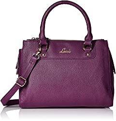 Lavie Popinjay Women's Satchel (Purple)