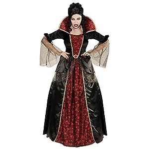 WIDMANN 06183Adultos Disfraz de vampiresa, L