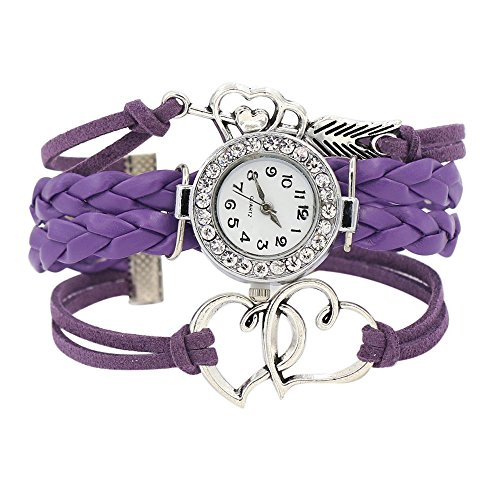 sanwood-women-infinity-love-heart-braided-faux-leather-bracelet-charm-wrist-watch-purple