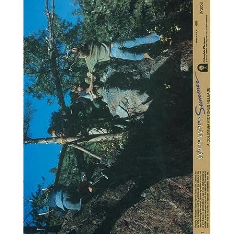 Aguas blancas del verano Póster de película - 28 cm x 36 cm 11 x 14 Kevin Bacon Sean Astin Jonathan Ward Matt Adler K.C, Martel