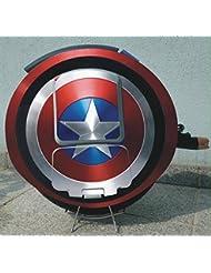 Ninebot One Film adhésif de mono-roue Style Captain America