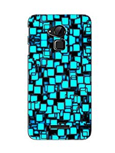 Printlaud back cover for Coolpad note3