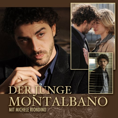 Der junge Montalbano Cover
