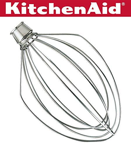 KitchenAid Schneebesen edelstahl/Stahl/für Küchenmaschine 5KPM5