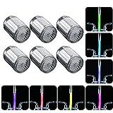 LED Wasserhahn Mini Leuchtend Licht 7-Farbwechsel...